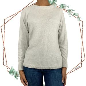 J Crew collection 100% italian cashmere sweater XS
